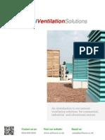 Mini Natural Ventilation Brochure 2014