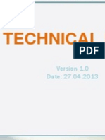 HINAI Technical Architecture Document