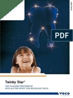 TwinkyStar brosura
