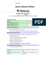 APPENDIX 2 Literacy Rate