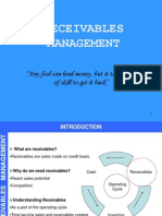 Receivables Management 1