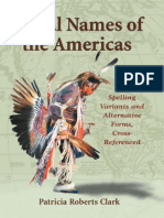 36194226 Tribal Names of the Americas