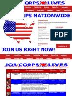 Job Corps Employment Handbook
