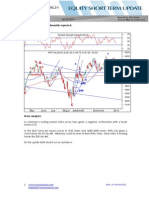 The Equity Short Term Update 20140108