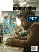 American Cinematographer - January 2014 (Gnv64)