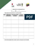 Matriz Para Analizar Preguntas Pruebas Diagnosticas