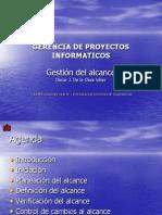 Gestion Del Alcance382