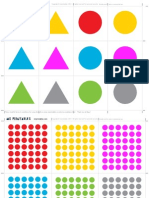Mrprintables Shapes Colors Transparency Play Cards 2310