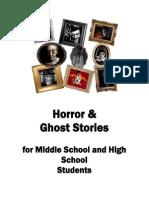 Horror Book List