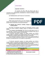 RECURSOS CÍVEIS- PROCESSO CIVIL III