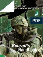 Recruits Handbook
