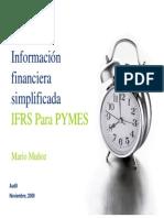 Presentacion_IFRS_PyMES