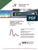 8 ZLV Protección de distancia