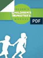 Nelson's Children's Minister's Manual