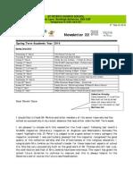 newsletter 22 04-3-14