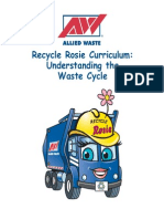 Recycle Rose Education Curriculum