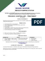 process controller - treatment 2