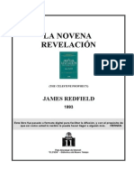 Redfield, James - La Novena Revelación