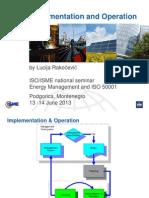 Rakocevic S7P1 Implementation and Operation_2013