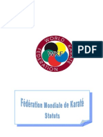 Wkf Statutes French 2011