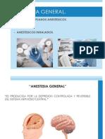 Terapeutica Anestesia