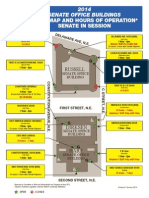 Senate Office Building Door Map