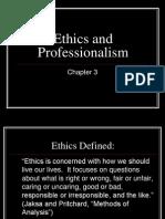 PR ethics