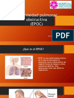 Enfermedad Pulmonar Obstructiva PPT