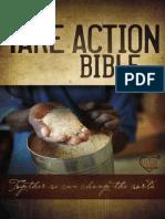 Take Action Bible, NKJV