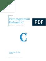 Note Pemrograman Bahasa c 2011