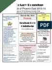 Bulletin 3.6.14