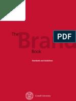 Cornell Brand Book