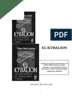 Hermes Trimegisto - El Kybalion