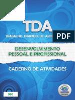 Tda 1 - 900 - Desenvolvimento Pessoal e Profissional