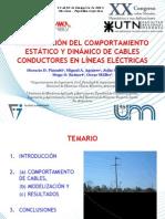 Presentación Cables - Aguirre