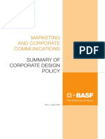 Basf Brand Guide Directrices de Identidad Corporativa