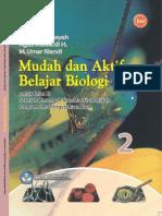 Mudah Dan Aktif Belajar Biologi 2 (IPA)