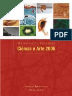 Memorias Ciencia e Arte 2006