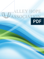 2013 Valley Hope Association Addiction Treatment Services