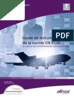 AFNOR Certification en 9100 Guide Lecture