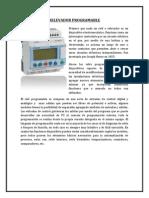 Rele programable.docx
