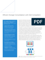 Efficient Storage Consolidation With Dell Compellent