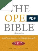 The Open Bible - Genesis