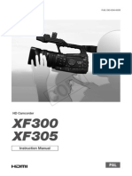 Canon XF300 and XF305 Manual-Eng