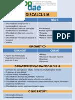 Poster Discalculia