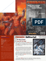 Firebase Issue 04