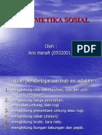 ARITMETIKA SOSIAL