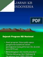 Sejarah Kb Di Indonesia