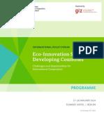5. Eco Innovation_Programme (1)