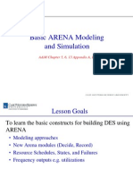 08 Arena Basics